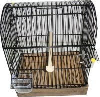 Jaula de Cúpula plegable para pájaros de Postura
