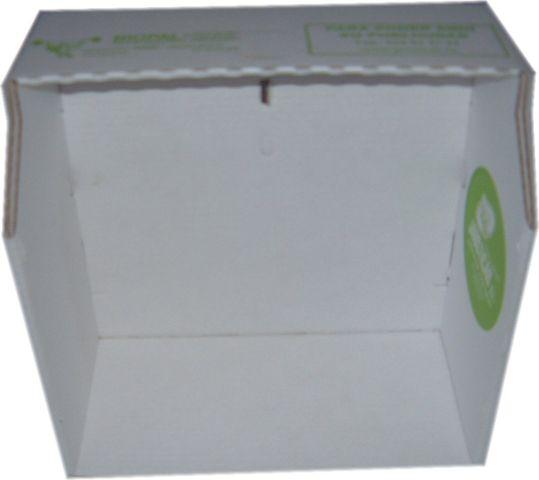 BJCS-Base de cartón sin bandeja para jaulas de Concurso