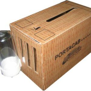 Portabacab - Transportan individual para traslados de pájaros a los concursos 5 estrellas