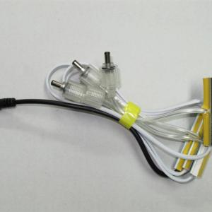 Kit de conexiones para tiras LED Jausticab con conexión de entrada