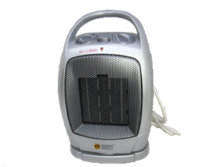 CVC2310-Calefactor de aire caliente de 2 velocidades oscilante