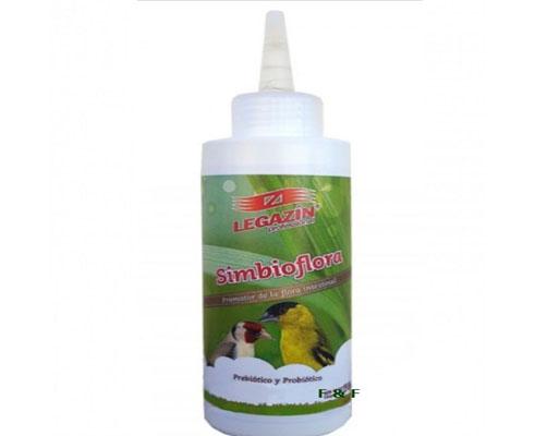 Legazin Simbioflora - prebiotico y probiótico 160 ML