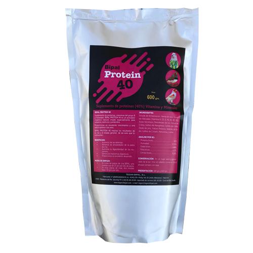 Bipal Protein: Suplemento de proteínas, vitaminas y minerales 600 gr