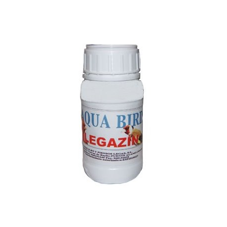 LEGAZIN AQUA BIRD 200 ML. Y 1 LITRO