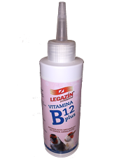 LEGAZIN VITAMINA B12 PLUS 160 ML