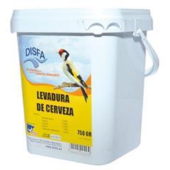LEVADURA DE CERVEZA POLVO DISFA 750 GR