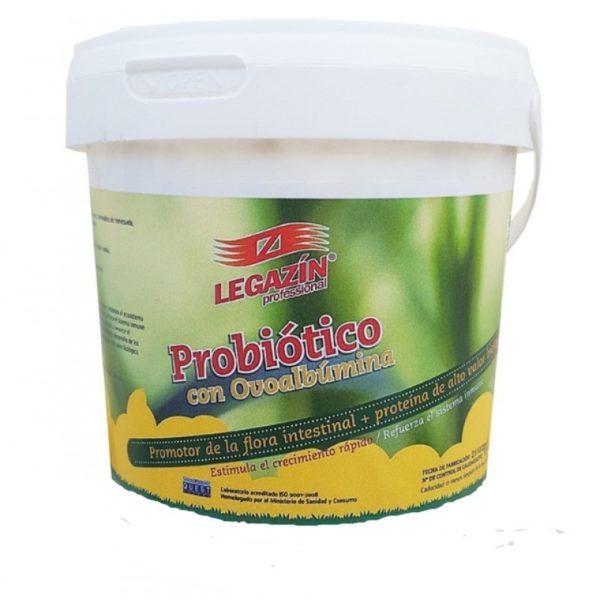 Legazin probiotico con ovoalbumina 400 gr