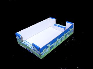 BJDP- 5 Bandejas de carton para jaulas pequeñas Ref.JDP
