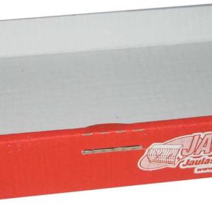 B4-Bandeja de cartón sin comedero incorporado para bases BJCS - BJCE - BJCEP