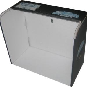 BJCE-Base de cartón para bandeja de jaulas de Concurso modelo Europeo