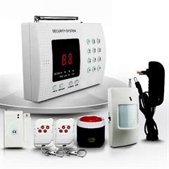 AL999- Alarma de seguridad con aviso telefónico