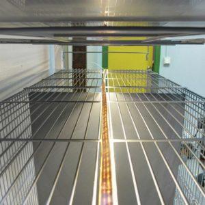 Set de tira led de 1 metro para jaulas de Cria con adaptador de 12v