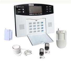 AL1007- Alarma de seguridad con aviso telefónico y SMS