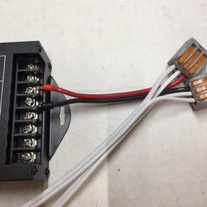Conector multiple 2 y 4 salidas para programador PA522
