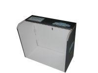 BJCE-Base de cartón para bandeja de jaulas de Concurso modelo