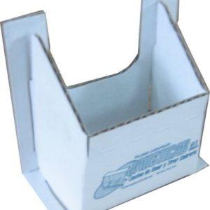 CC1-Comedero exterior de cartón desechable