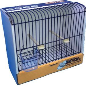 JCE5-Jaula modelo Europeo para comederos exteriores