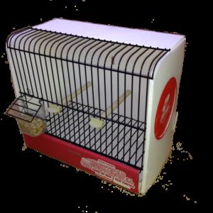 JCEP5-Jaula mod. Europeo de POLIPROPILENO para comederos exteriores