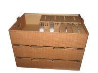 BANCAB-Bandeja de carton para transportar 12 Portacab