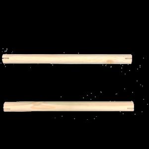 PM3.-Posadero de madera de 20 cm