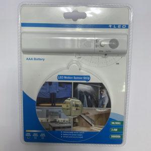 CDC - Tira Led Sensor de movimiento
